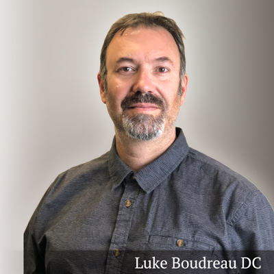 Dr. Luke Boudreau Chiropractor and Lead Clinical Director