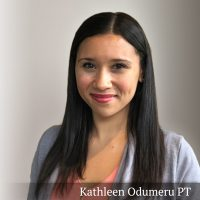 Kathleen Odumeru Physiotherapist