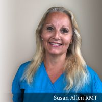 Susan Allen Registered Massage Therapist