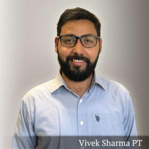 Vivek Sharma Physiotherapist